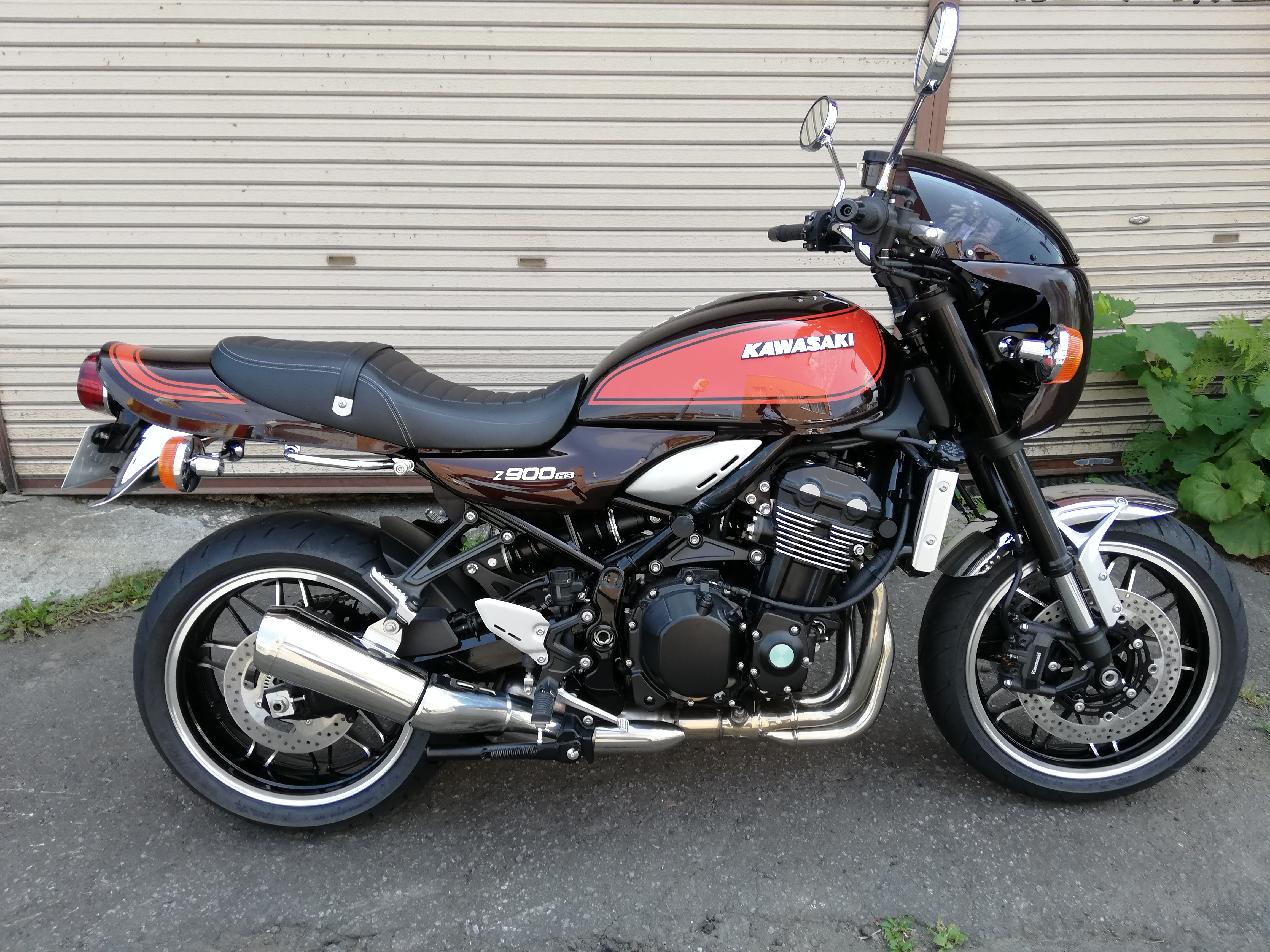 "<span class=""title"">Z900RS DOREMI COLLECTION仕様!!</span>"